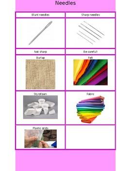 Types of Needles