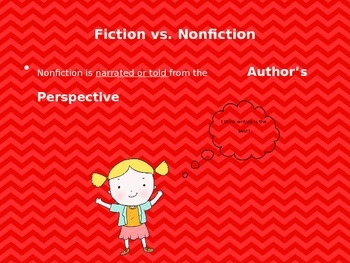 Types of Nonfiction Books PPT