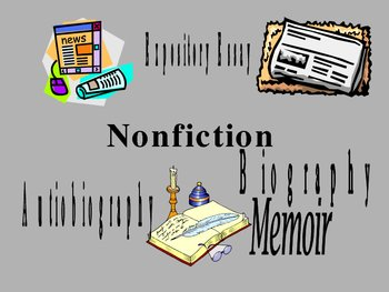 Types of Nonfiction Notes