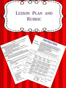 Types of Noun Rubric and lesson plan