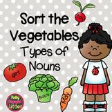 Common, proper, and possessive nouns Center