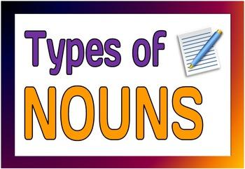 Nouns (BUNDLE PACK)
