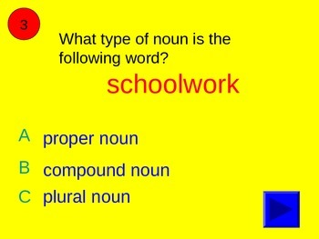 Types of Nouns Practice