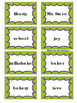 Types of Nouns Sort