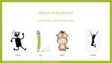 Types of Nouns/Tipos de sustantivos
