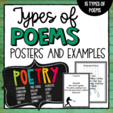 Types of Poems (Forms of Poetry)