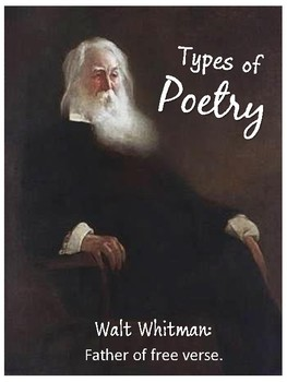 Types of Poetry Flashcards
