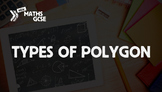 Types of Polygon - Complete Lesson