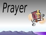 Types of Prayers Power Point