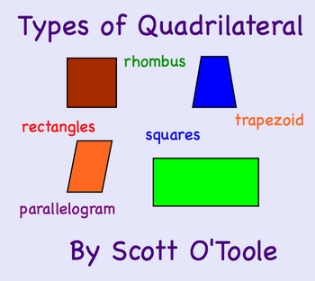 Types of quadrilaterals smartboard math lesson by smartboard smarty types of quadrilaterals smartboard math lesson ccuart Image collections