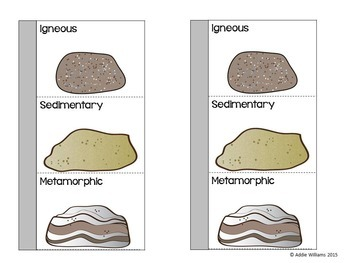 Rocks - Interactive Notebook