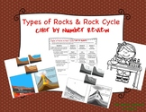 Types of Rocks Coloring Pages