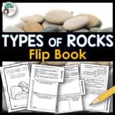 Rocks Flip Book - Learn the Types of Rocks!