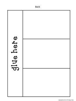 Types of Rocks Foldable