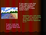 Types of Rocks Intro Powerpoint