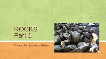 Types of Rocks PowerPoint
