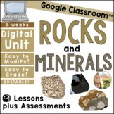 Rock Cycle Distance Learning Lesson