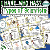 Types of Scientists: I Have Who Has