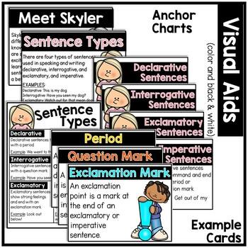 Sentence Types Activities