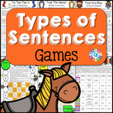 Types of Sentences Games (Declarative, Interrogatory, Exclamatory, Imperative)