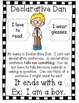 Types of Sentences - 4 Buddy Posters