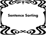 Types of Sentences Activity and Search