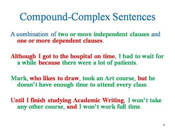 Types of Sentences: An Introduction