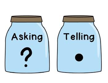 Types of Sentences: Asking or Telling Sentence Sort