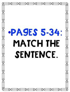 Types of Sentences (Declarative, Imperative, Exclamatory, Interrogative)
