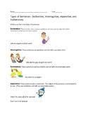Types of Sentences: Declarative, Interrogative, Imperative