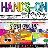 Types of Sentences, Expanding Sentences, Compound Sentences {Hands-on Reading}