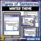 Types of Sentences Interactive Notebook Lesson and Activities