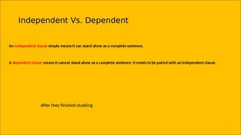 Types of Sentences Introduction