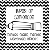 Types of Sentences Pack