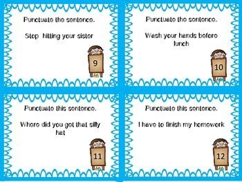 Types of Sentences Scoot
