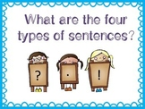Types of Sentences Scoot