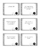 SCOOT - Types of Sentences - Task Cards