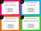 Types of Sentences Task Cards {Print & Go + Digital}