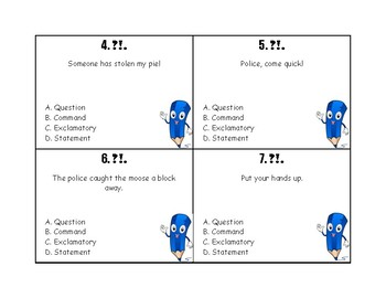 Types of Sentences The Trial of Cardigan Jones