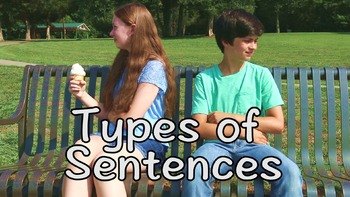 Types of Sentences Videos, ppt., Worksheet,