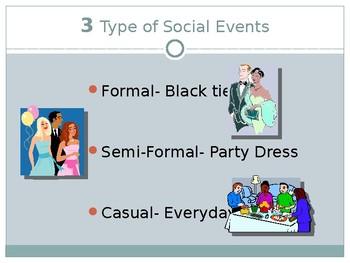 Types of Socials
