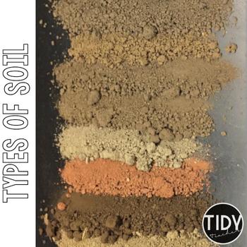 Types of Soil: Science Assessment