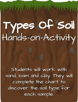 Types of Soil Hands-on lesson