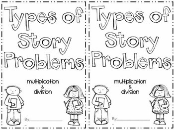 Types of Word Problems: Joining, Separating, Comparing, Equal Groups, and Arrays