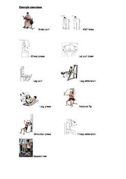 Types of Strength Worksheet