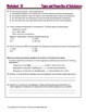 Ionic Molecular Metallic Substances & Properties; Essential Skills Worksheet #15