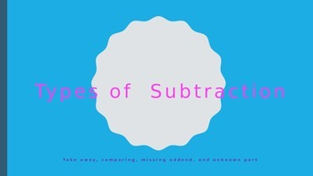 Types of Subtraction