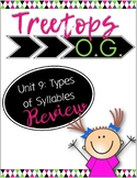 Types of Syllables Review: Orton-Gillingham Unit 9