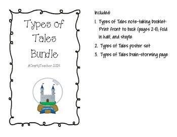 Types of Tales Bundle