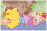 Types of Tectonic Plate Boundaries
